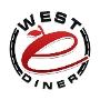 Restaurant logo for West E Diner