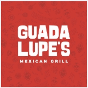 This is the restaurant logo for Guadalupe's Mexican Grill