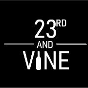 This is the restaurant logo for 23rd and Vine
