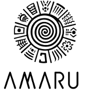 This is the restaurant logo for Amaru