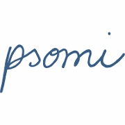 This is the restaurant logo for Psomi
