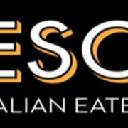 This is the restaurant logo for Tedeschi's Italian Eatery