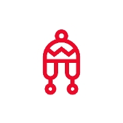 This is the restaurant logo for Peruvian Brothers