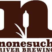 This is the restaurant logo for Nonesuch River Brewing