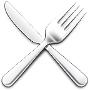 This is the restaurant logo for La Hacienda - Everett