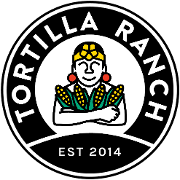 This is the restaurant logo for Tortilla Ranch