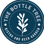 This is the restaurant logo for The Bottle Tree