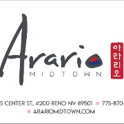 This is the restaurant logo for Arario Midtown