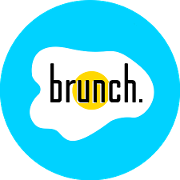 This is the restaurant logo for Brunch