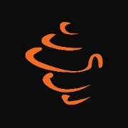 This is the restaurant logo for The Hive Bar and Grill