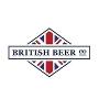 Restaurant logo for British Beer Company