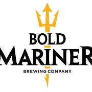 This is the restaurant logo for The Bold Mariner Brewing Company