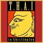 Restaurant logo for T.H.A.I in Shirlington