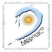 This is the restaurant logo for Restaurant Barroluco
