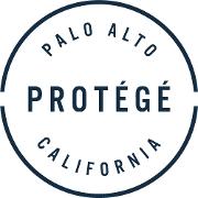 This is the restaurant logo for Protégé