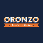 This is the restaurant logo for Oronzo
