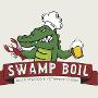 Restaurant logo for Swamp Boil