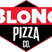 This is the restaurant logo for BloNo Pizza Co
