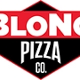Restaurant logo for BloNo Pizza Co