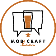 This is the restaurant logo for MobCraft Beer
