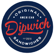 This is the restaurant logo for Dipwich- Hunstville
