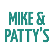 This is the restaurant logo for Mike & Patty's Boston