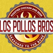 This is the restaurant logo for Los Pollos Bros #1