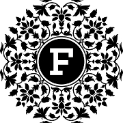 This is the restaurant logo for Farinelli 1937