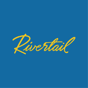 This is the restaurant logo for Rivertail