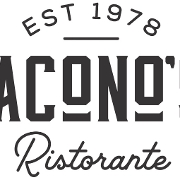 This is the restaurant logo for Iacono's Pizza & Restaurant