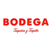 This is the restaurant logo for Bodega Taqueria y Tequila