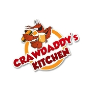 This is the restaurant logo for Crawdaddy's Kitchen