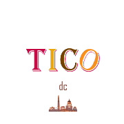 This is the restaurant logo for Tico DC & Nama 14 Sushi Bar