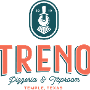 Restaurant logo for Treno Pizzeria