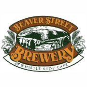 This is the restaurant logo for Beaver Street Brewery