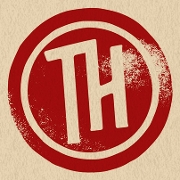 This is the restaurant logo for Thorn Hill Tap House