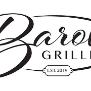 This is the restaurant logo for Barolo Grille