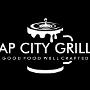 Restaurant logo for Tap City Grille