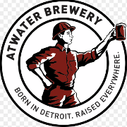This is the restaurant logo for Atwater Brewing Company