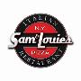 Restaurant logo for Sam & Louie's