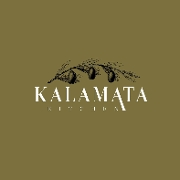 This is the restaurant logo for Kalamata Kitchen