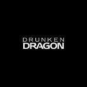 This is the restaurant logo for Drunken Dragon