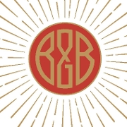 This is the restaurant logo for Bottles & Bones