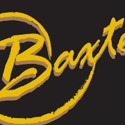 This is the restaurant logo for Baxters American Grille