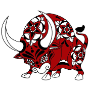 This is the restaurant logo for Toro Loco