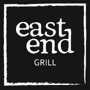 This is the restaurant logo for East End Grill