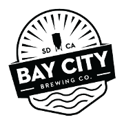 This is the restaurant logo for Bay City Brewing Co.