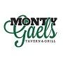 Restaurant logo for Monty Gaels Tavern & Grill