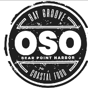 This is the restaurant logo for Oso Restaurant