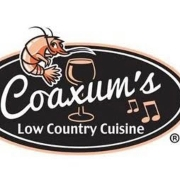 This is the restaurant logo for Coaxum's Low Country Cuisine